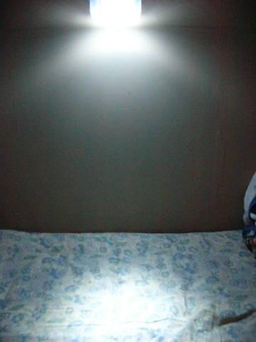 自作乾電池LED照明
